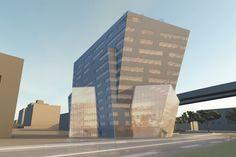 Vancouver, Vikings, Skyscraper, Multi Story Building, Real Estate, Branding, Animation, Graphic Design, Friends