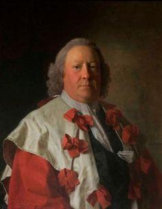 Ramsay, Allan 1713–1784 Hew Dalrymple, Lord Drummore 1754 oil on canvas 73.7 x 60.9