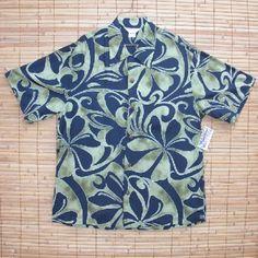 Made in Hawaii Aloha Shirt
