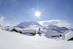 Le Grand Bornand - Chinaillon: Ski away from the crowd: In Aravis, Le Chinaillon…