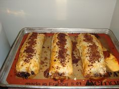 Make and share this Apple Strudel recipe from Genius Kitchen.
