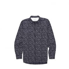 Lovely shirt with detailed print