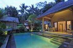 Puri Sunia Resort, Ubud, Indonesia.