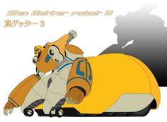 Shin Getter Robot 3