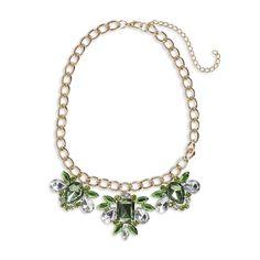 Halsband, Grön, Halsband, Dam | Lindex