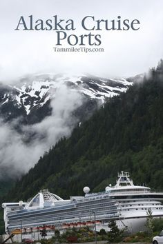 Are you heading out on an Alaska Cruise or dreaming of one? Check out these amazing Alaska Cruise Ports! #alaskatravel