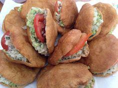 Bokits antillais #sandwiches