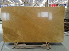 Yellow marble: Golden Yellow (also named Royal Gold, Rich Yellow).  Quarry Owner, Marble Slab Supplier, Project Builder. High quality, High efficiency, Good price! More information, visit our website: www.unitedstonexm.com Marble Suppliers, Yellow Marble, Golden Yellow, Paper Shopping Bag, The Unit, Texture, Website, Stone, Projects