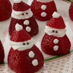 'Tis the season for seriously adorable holiday appetizers. Can you handle all this Christmas cuteness?