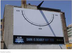 XBox, Alan Wake: Sun dial