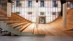 Loja Prada, Nova York, Estados Unidos -- 30 das mais belas e fascinantes escadas do mundo