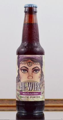 mybeerbuzz.com - Bringing Good Beers & Good People Together...: Hi-Wire Brewing Releasing Next Seasonal: Enchanter...