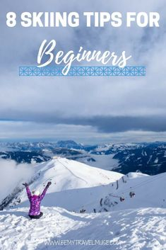 Newbie's Guide to Skiing - skiing for the first time this winter? Here's a newbie guide to skiing for beginners- how to choose the right ski resort, how to pack appropriately, and how to enjoy it Ski Tips For Beginners, Snowboarding Tips For Beginners, Bansko Bulgaria, Muse, Travel Activities, Snow Activities, Cross Country Skiing, Winter Travel, Holiday Travel
