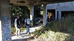 Pescara operazione anti bivacco: nuovo sgombero sul lungofiume