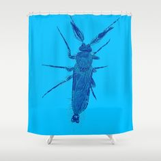 #society6 @society6 #showercurtain #sandfly #insects #bugs