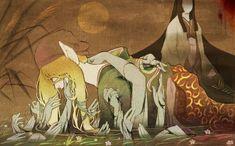 Fanart Mononoke