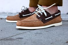 Band of Outsiders x Sperry 2011 Fall/Winter Boat Shoes