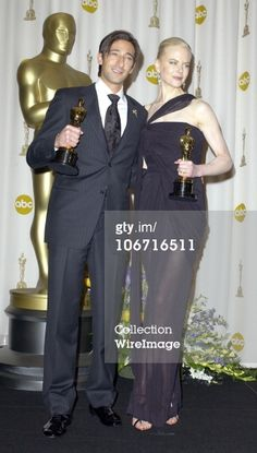 The 75th Annual Academy Awards - Press Room