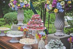 Mini Wedding | Audi + Marcelo | Vestida de Noiva | Blog de Casamento por Fernanda Floret