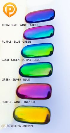 Custom Paint Jobs, Custom Cars, Candy Paint Cars, Blue Chrome Nails, Pt Cruiser, Rims For Cars, Pigment Powder, Glitter Paint, Car Colors