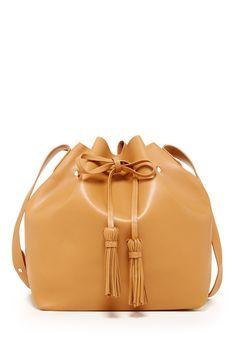 Drawstring Bucket Bag by Shiraleah