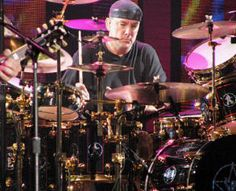 Neil Peart photo by Encrico the Muffin Man