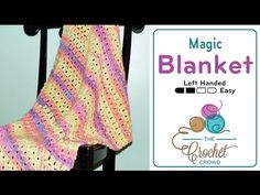 Crochet Magic Baby Blanket + Tutorial - The Crochet Crowd