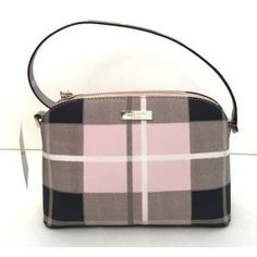 I'm selling KATE SPADE HANNA Plaidpink Newbury Lane Printed Crossbody for $576.00. Get it on Shopee now!https://shopee.com.my/bump_the_trend/70322402 #ShopeeMY