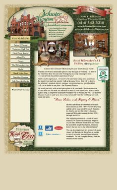 Schuster Mansion Bed and Breakfast Milwaukee Wisconsin 53208