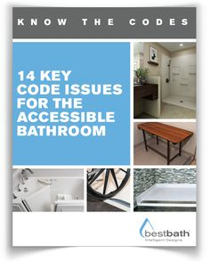 Know the Codes: Accessibility for Bathrooms - Bestbath