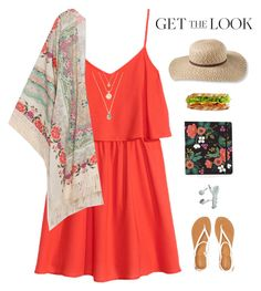 Get the look by genesis129 on Polyvore featuring polyvore fashion style Aéropostale L.L.Bean Holly's House clothing