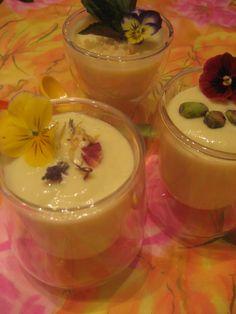 Marie est dans son assiette!: Mousses à la mangue faciles en verrines