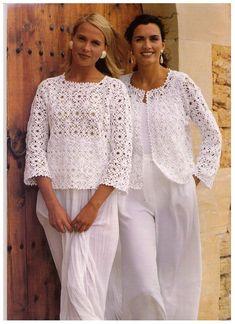 Crochet sweater pattern for sale Pull Crochet, Gilet Crochet, Mode Crochet, Crochet Jacket, Crochet Cardigan, Crochet Motif, Knit Crochet, Crochet Patterns, Crochet Sweaters