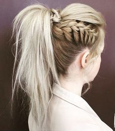 33 Ponytail Hairstyles to Rock your Style 2017