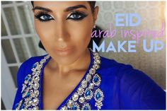 I know a lot of you were requested arab make up tutorials on my previous arab…