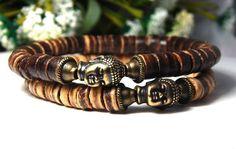 Men's Buddha Bracelet – BlueStoneRiver