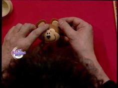 304 - Bienvenidas TV - Programa del 02 de Septiembre de 2013 Jorge Rubicce, caritas en goma eva (en 3ra parte del video)