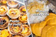 15 Desserts From Around The World You Should Try At Least Once According To A Sugar Addict 15 Desserts From Around The World You Should Try At Least Once According To A Sugar Addict Dessert Drinks, Dessert Recipes, Coconut Sorbet, Mango Sticky Rice, Toffee Sauce, Custard Tart, Cheese Pies, Delicious Deserts, Just Desserts