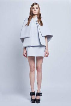 Dice Kayek Dollhouse Lookbook   #CoutureShow