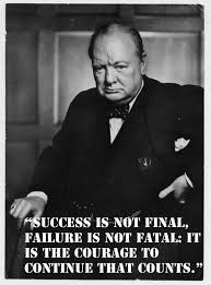 Image result for winston churchill quote about gossip