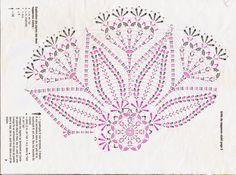 Coucou, les crocheteuses, pour démarrer ce mois de septembre, je partage le schéma du napperon rose. Je vous invite à découvrir une ...