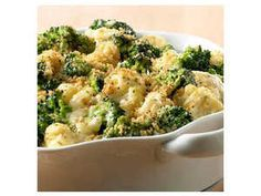 Learn how to make Broccoli Cauliflower Casserole. MyRecipes has 70,000+ tested recipes and videos to help you be a better cook