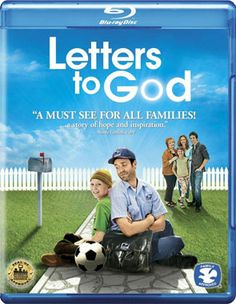 Letters to God - Blu-Ray   What will happen when one boy's walk of faith crosses paths with one  man's search for meaning?  