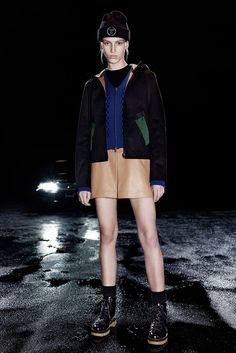 T by Alexander Wang Pre-Fall 2015 Fashion Show