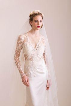 The Ambrosia gown / Nora Sarman Bridal