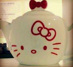 Hello Kitty teapot.c: