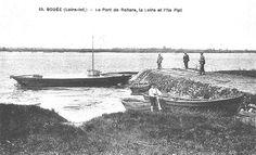 Le port de Rohars - Basse-Loire