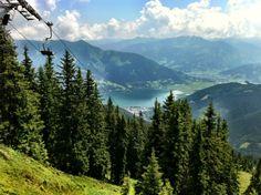 Schmittenhöhe, Zell am See, Austria