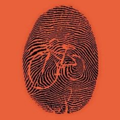 cycling finger print