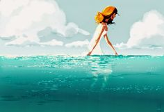 pascal campion: ..and when you are done, you jump right in...